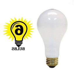 GE 10429-6 A21 Incandescent Soft White Light Bulb 150-Watt 6