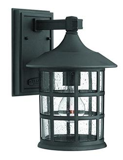 Hinkley Lighting 1804BK 1 Light Outdoor Wall Lantern