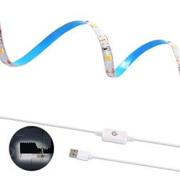 1m USB Operated LED Strip Light Dimmer For Home Sewing Machi