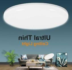 2X 18W LED Surface Mount Fixture Ceiling Light Bedroom Kitch