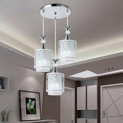 3Head Modern Petal Ceiling Light LED Pendant Lamp Dining Roo