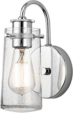 Kichler 45457 Wall Sconces Braelyn Indoor Lighting; Chrome
