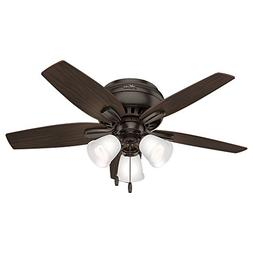 Hunter 51078 Hunter Newsome Low Profile with 3 Kit Ceiling F