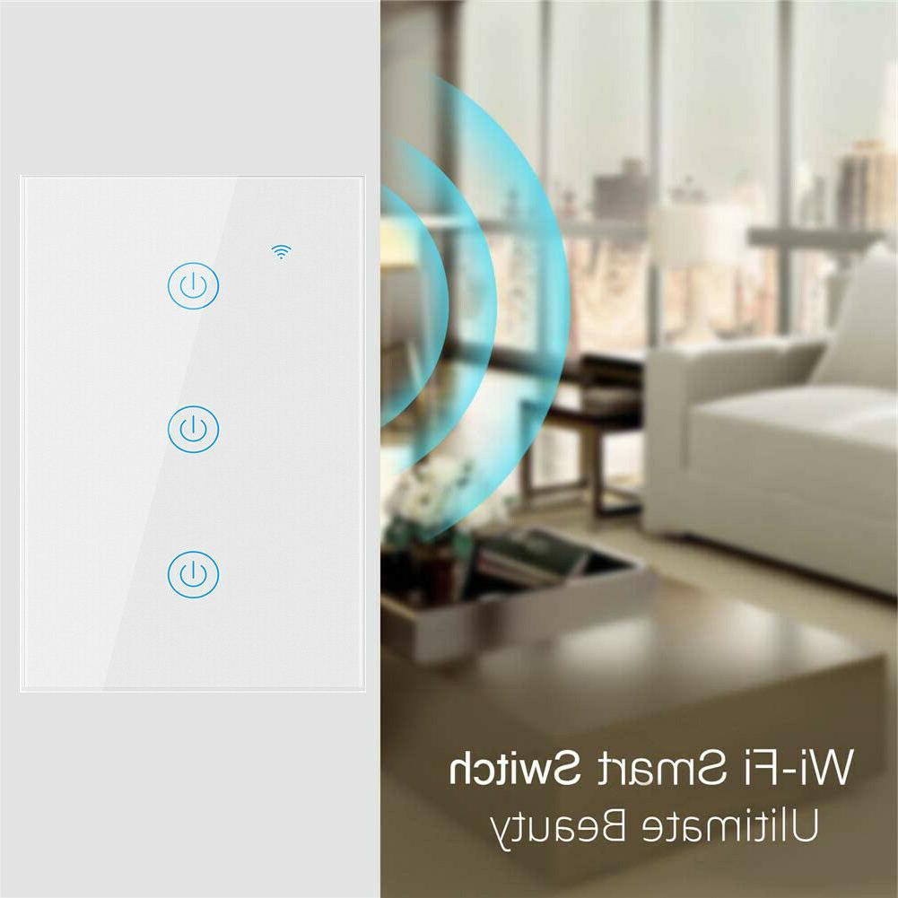 1/2/3/4 Wall Touch Glass Panel APP