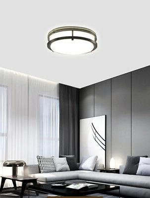 MingBright Dimmable LED Flush Ceiling Light