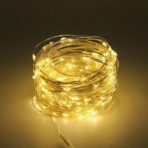 100/200 LED String Wire