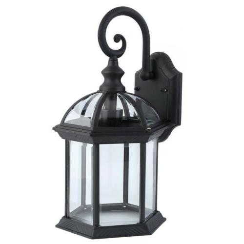Outdoor Lantern Sconce Porch Wall Lighting Lamp