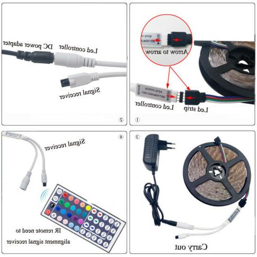 32FT Flexible LED SMD Fairy Lights Party
