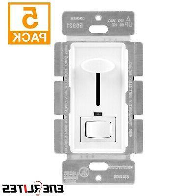 decorator dimmer light wall switch
