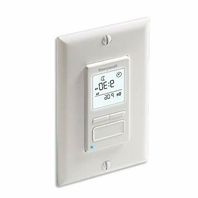 home econoswitch 7 day programmable light switch