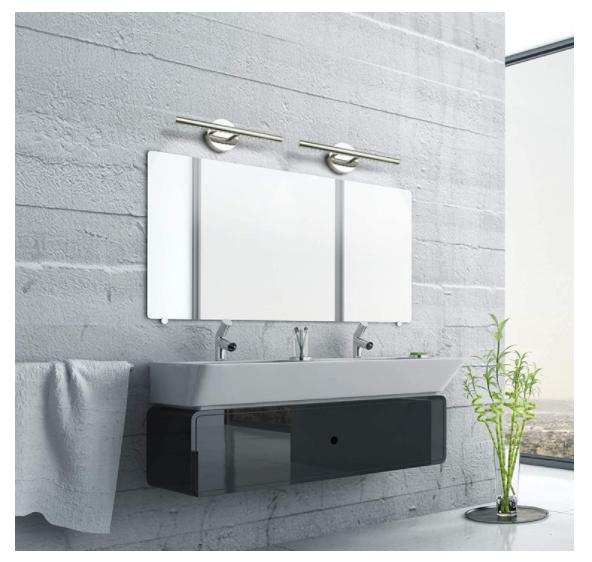 LED Bathroom Vanity Light Fixtures with on/Off Switch