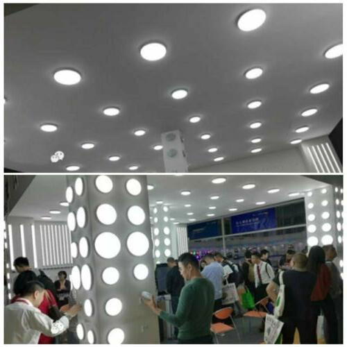 LED Ceiling Lighting Fixture Surface Mount