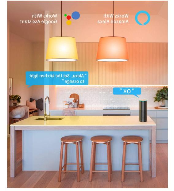 WiFi Smart Color Changing Works with Assistant