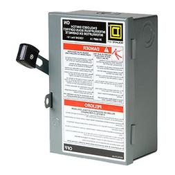 Square D by Schneider Electric L211N 30 Amp 120/240-Volt Two