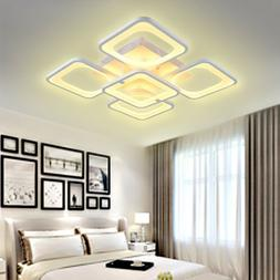 LED Ceiling Light Fixtures Living Room Close to Ceiling Lamp