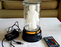 NEW Mother & Child Plug-In Novelty Night Light with Remote C