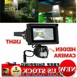USA WIFI Flood Light Camera Used in Outdoor/Indoor with Wate