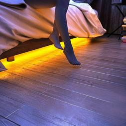 Night Light Home Bedroom Motion Activated Under Bed Lighting
