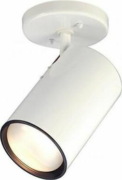 Nuvo 76-418 - Close-To-Ceiling Semi Flush R30 Straight Cylin