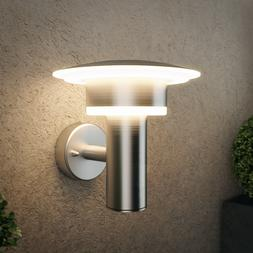 NBHANYUAN Outdoor LED Wall Lights Outside Stainless Steel Mo